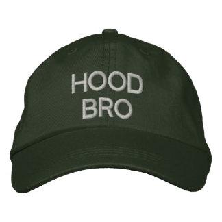 HOOD BRO - Custom Caps @ eZaZZleman.com Embroidered Hats