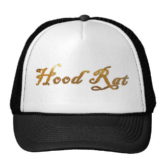 hood rat 2k10 2point oh mesh hat