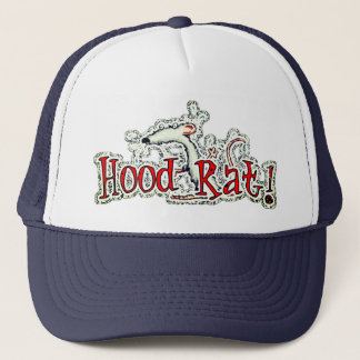 Hood Rat Trucker Hat
