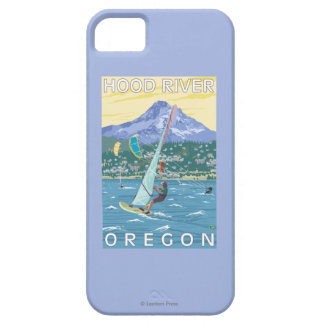 Hood River, ORWind Surfers & Kite Boarders iPhone 5 Covers