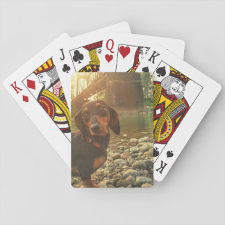Hood River Playing Cards
