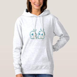Hood sweater small rabbits