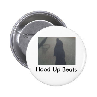 Hood Up Beats Button #1