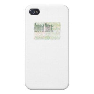 hood ware iPhone 4/4S case