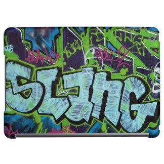 Hoodbilly Sling Graffiti Art 2 Case For iPad Air