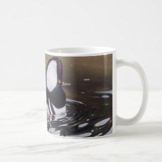 Hooded Merganser Mug