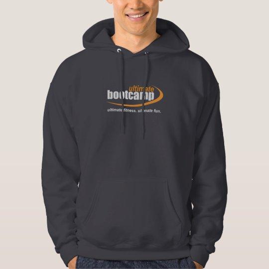 Hooded Sweatshirt - Dark Grey