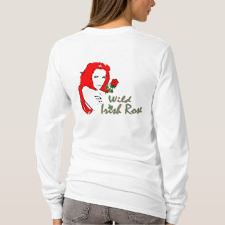 Hooded Wild Irish Rose Shirt