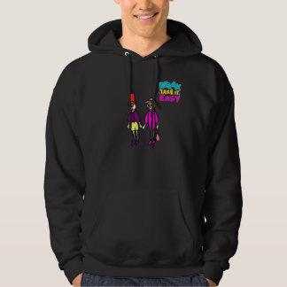 """hoodie """"cartoon art"""""""