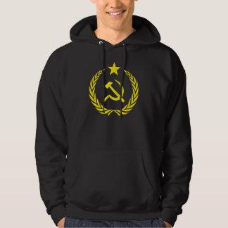 Hoodie  Cold War Communist Flag
