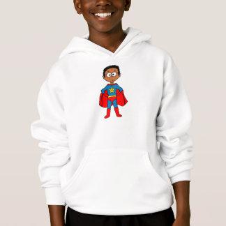 Hoodie for boys Superhero