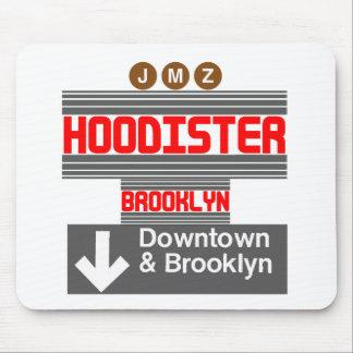 Hoodister Brooklyn New York Mousepad