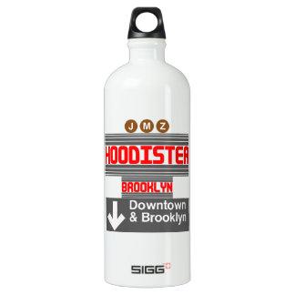 Hoodister Brooklyn New York SIGG Traveller 1.0L Water Bottle