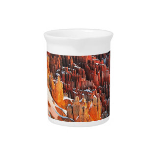 Hoodoo Formations Beverage Pitchers