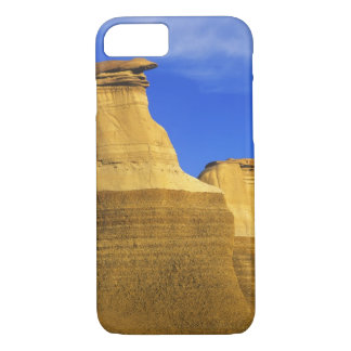 Hoodoos at Drumheller Alberta, Canada 2 iPhone 7 Case