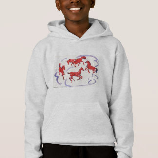 Hoody for Horse Lovers