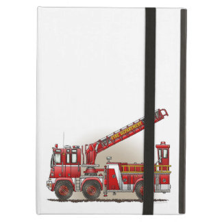 Hook and Ladder Fire Truck iPad Air Case