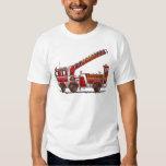 Hook and Ladder Fire Truck Shirts