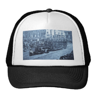Hook and Ladder on Parade - Vinatge Hats
