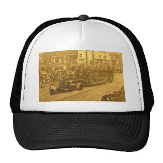 Hook and Ladder on Parade - Vinatge Mesh Hat