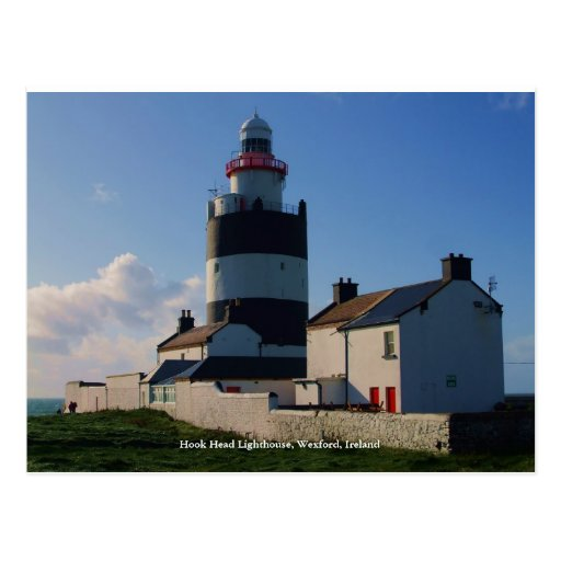 Hook Head Lighthouse Post card