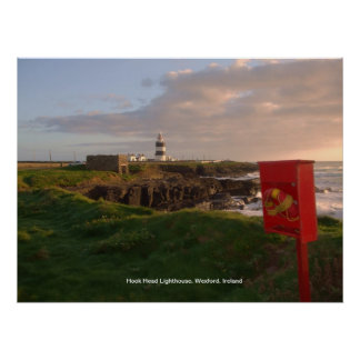 , Hook Head Lighthouse, Wexford, Ireland Posters