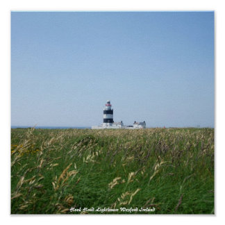 Hook Head Lighthouse Wexford Ireland Poster