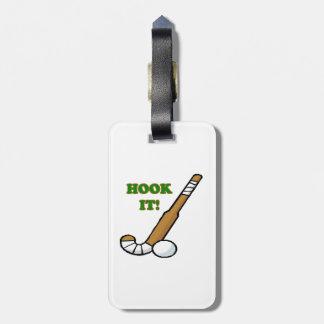 Hook It Luggage Tags