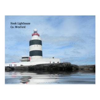 Hook Lighthouse Postcard