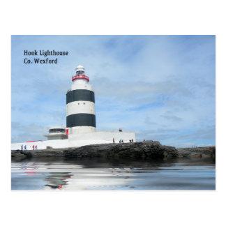 Hook Lighthouse Postcard