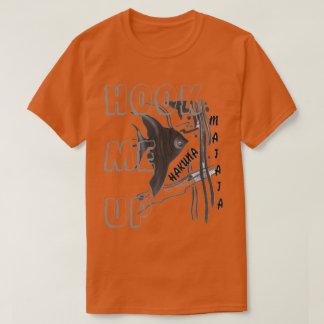 Hook Me Up Big fish Relation design art T-Shirt