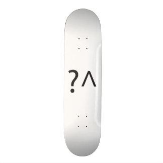 hook up.ai skate board decks