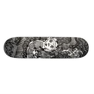 Hookah Smoking Catterpillar Skate Decks