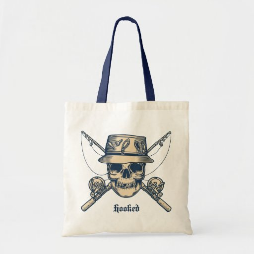 Hooked Budget Tote Bag