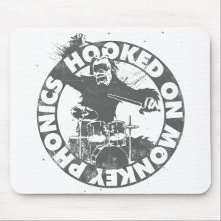 Hooked on Monkey Phonics Mouse Pad