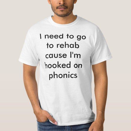hooked on phonics 3 T-Shirt
