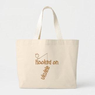 Hooked On Ukulele Bags