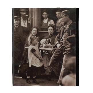 Hookey Alf of Whitechapel, from 'Street Life in Lo iPad Folio Case