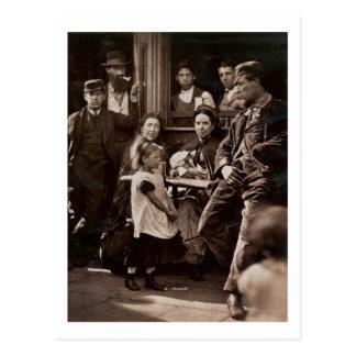 Hookey Alf of Whitechapel, from 'Street Life in Lo Postcard