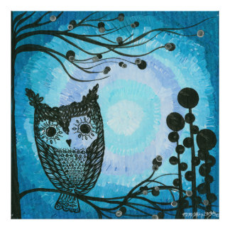 Hoolandia (c) 2013 – Contrast Owl 02 Poster
