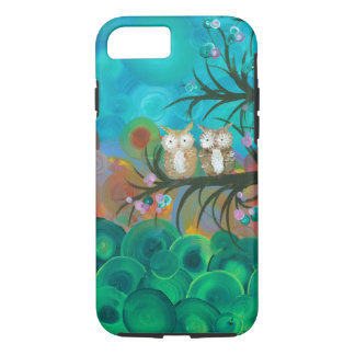 Hoolandia (c) 2013 – Owl Couples iPhone 8/7 Case