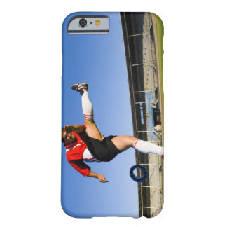 Hooligan kicking barely there iPhone 6 case
