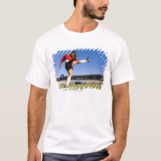Hooligan kicking T-Shirt