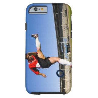 Hooligan kicking tough iPhone 6 case
