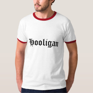 Hooligan Ringer Tshirt