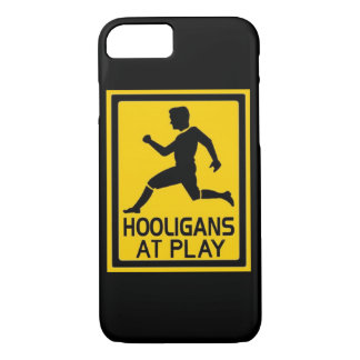 Hooligans At Play iPhone 8/7 Case