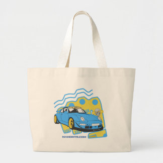Hooning IS NOT a Crime Large Tote Bag