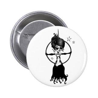 Hoop 6 Cm Round Badge