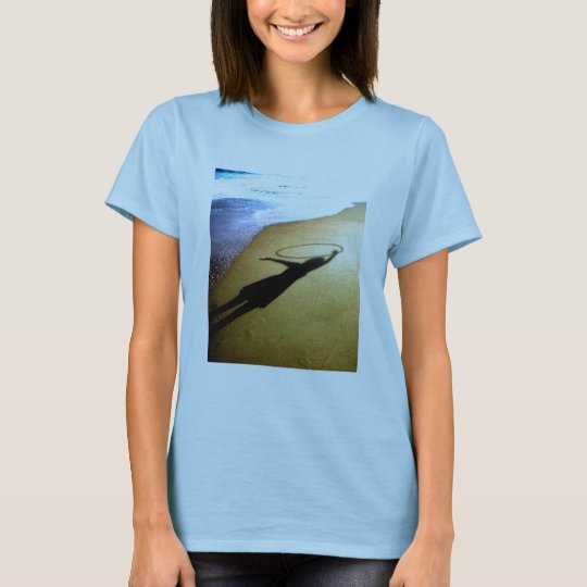 Hoop Beach Shadow T-Shirt