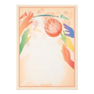 Hoop Dreams © Custom Announcement